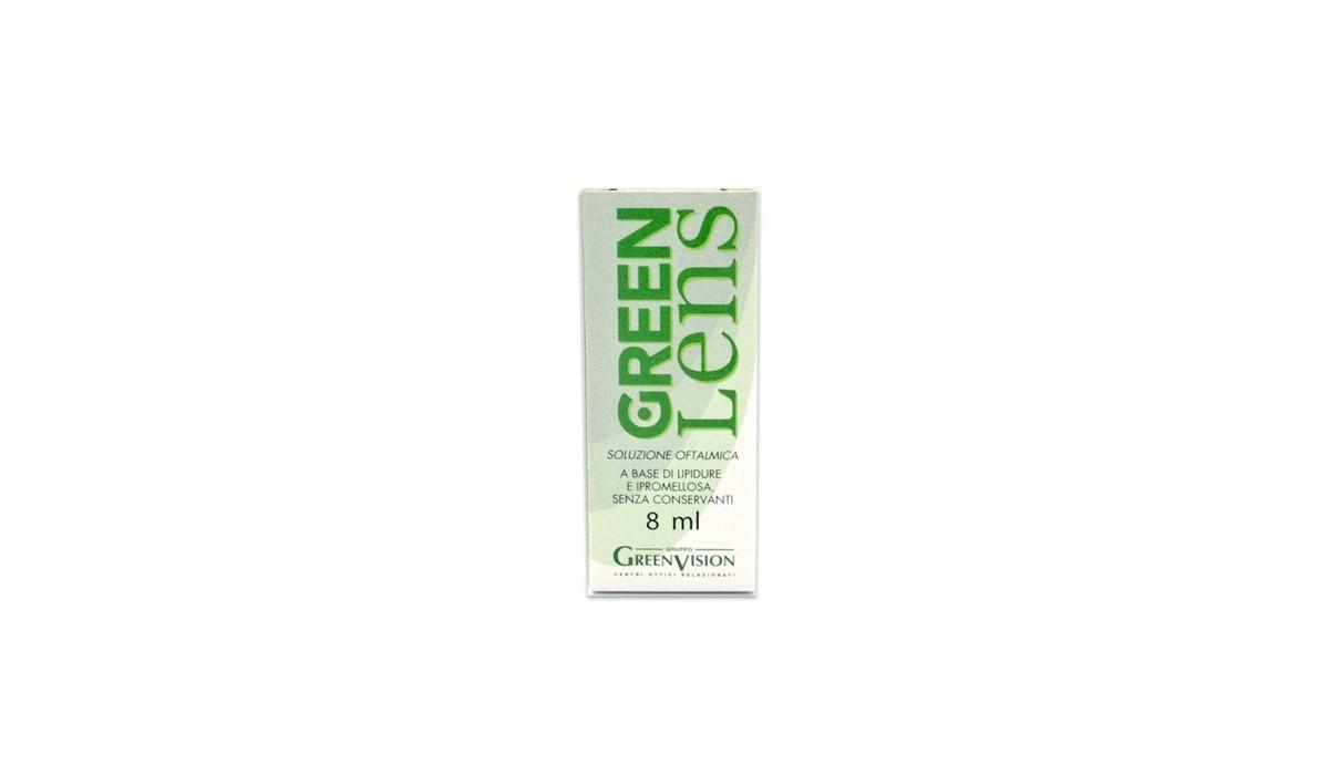 GREEN Lens lacrime artificiali