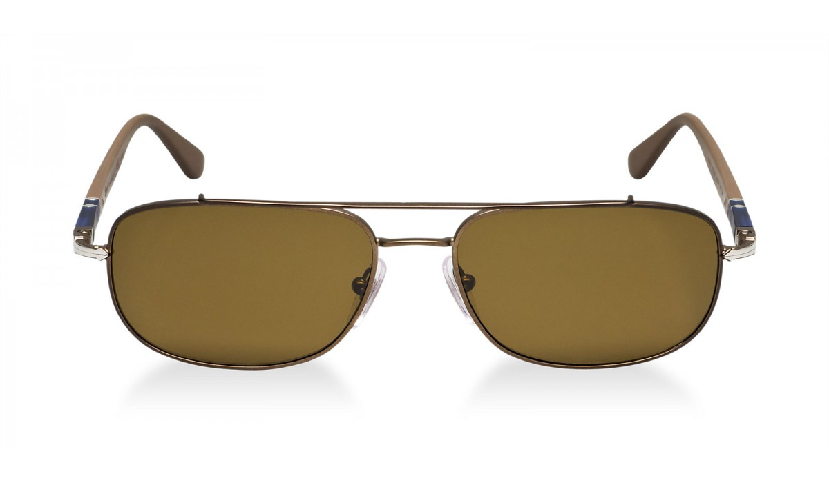 PERSOL 2405 BROWN/BROWN SHADED